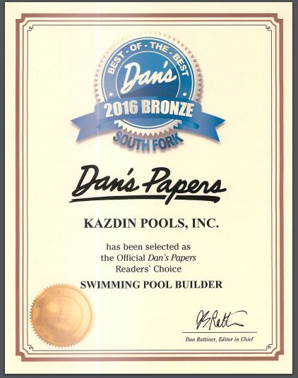 kazdin-pool-builder-award